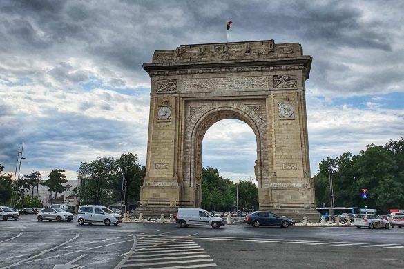 Top 10 obiective turistice de vizitat în București