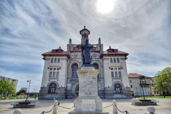 Top 10 obiective turistice din Constanța