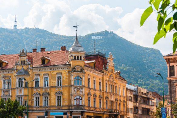 Obictive turistice de vizitat în Brașov