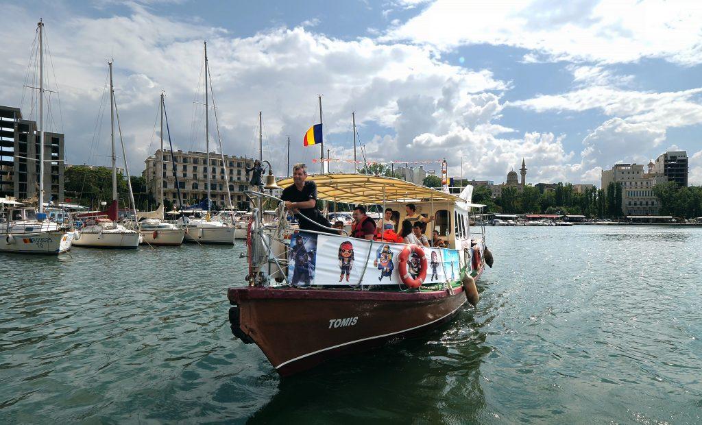 Activitati turistice in Constanta