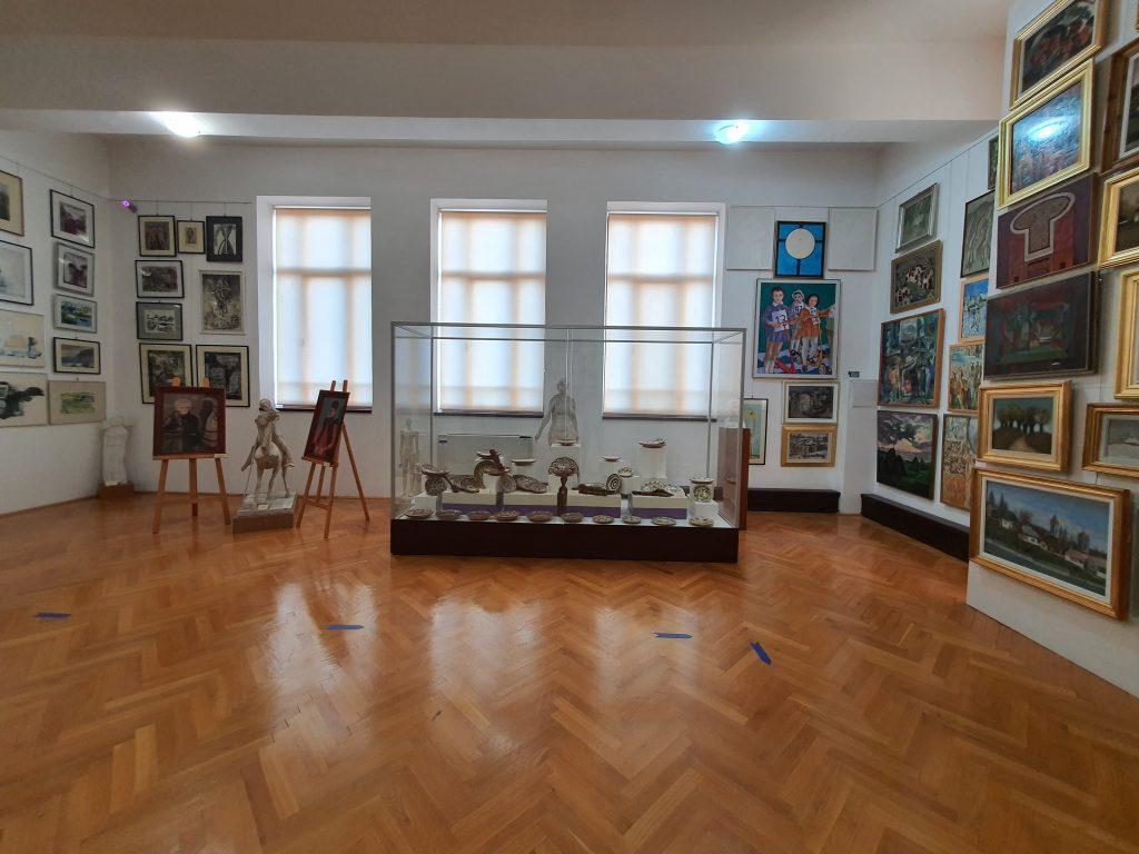 bilete online la muzeele din Buzau