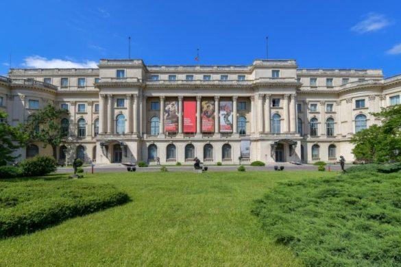 Bilete online la Muzeul Național de Artă al României