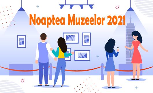 Noaptea Muzeelor 2021 în România